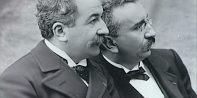 Lumiere Brothers - Picture of them